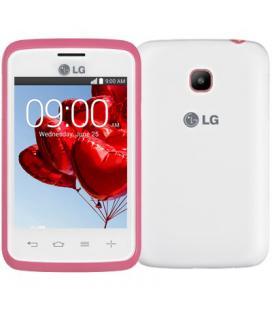 LG L20 D100 white pink libre