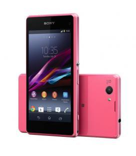 Sony Xperia Z1 Compact libre rosa
