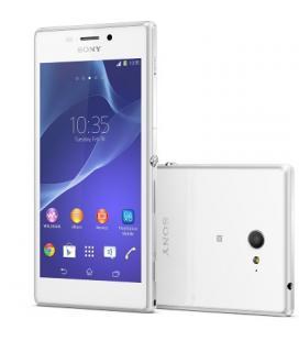 Sony XPERIA M2 blanco libre