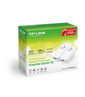 ADAPTADOR PLC TP-LINK AV1000 TL-PA7020 KIT 2 UDS - Imagen 1