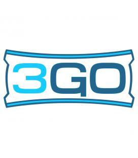 CARGADOR PARED 3GO ALIMUSBH3 -
