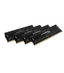 MEMORIA KINGSTON HYPERX PREDATOR DDR4 32GB KIT4 3600MHZ CL17 XMP