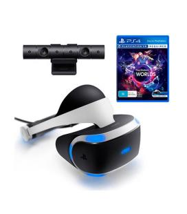 GAFAS SONY PLAYSTATION VR + CAMERA + VR WORLDS