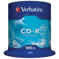 CD-ROM VERBATIM DATALIFE 52X 700MB