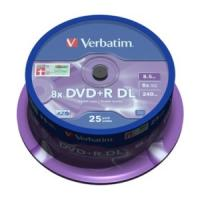 TARRINA DE DVD DOBLE CAPA - Imagen 1