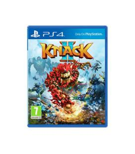 JUEGO SONY PS4 KNACK 2