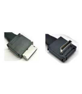 Intel Oculink Cable Kit AXXCBL800CVCR OCuLink SFF-8611 OCuLink SFF-8611 Negro adaptador de cable