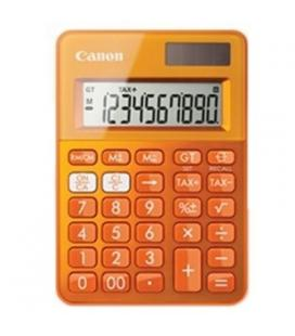 Canon Calculadora LS-100K Naranja