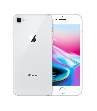 "Apple iPhone 8 4.7"" RetinaHD 256GB Plata+LPI - Imagen 1"