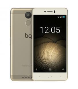BQ Aquaris U 16+2 Dual SIM Blanco/Oro