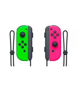 GAMEPAD ORIGINAL NINTENDO SWITCH JOY-CON VERDE/ROS - Imagen 1