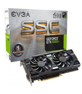 EVGA VGA NVIDIA GTX 1050 TI SSC GAMING 4GB DDR5