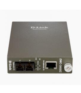 D-Link DMC-300SC Conv. RJ45 / modo múltiple SC 2Km
