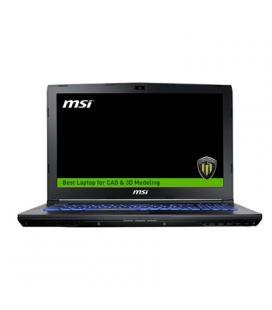 MSI WE62-1891XES i7-7700 16 256+1TB M1200 DOS+LPI - Imagen 1