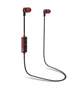X-One ASBT1000R Auriculares sport BT +mic Rojo