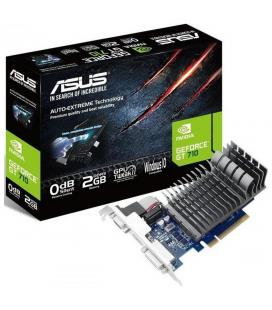 TARJETA GRÁFICA ASUS GEFORCE GT710 SILENT - GPU 954MHZ - 2GB DDR5