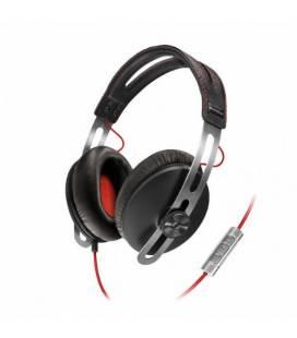 Sennheiser Momentum OVER-EAR - Auriculares de diadema cerrados (con micrófono, control remoto integrado), negro