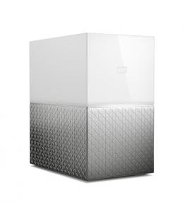 Western Digital My Cloud Home Duo 8TB Ethernet Color blanco dispositivo de almacenamiento personal e
