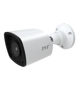 Cámara Tubular TVT 4en1 5Mpx IR20m Lente fija 3,6mm