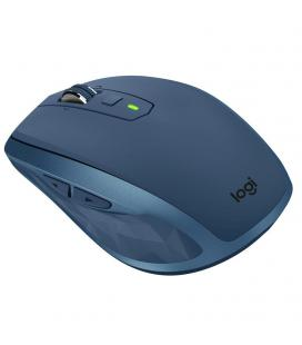 Ratón inalámbrico logitech mx anywhere 2s verde azulado oscuro - 4000dpi - sensor darkfield - receptor unifying/bluetooth