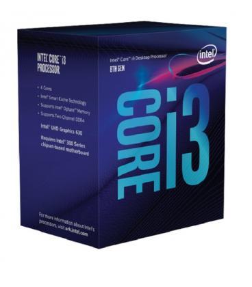 CPU INTEL CORE i3-8100 - Imagen 1