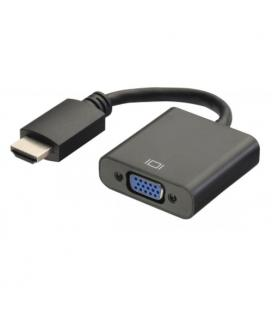 EWENT ADAPTADOR HDMI (Macho) a VGA (Hembra). CON SONIDO. 1.5M