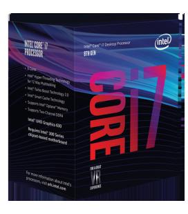 CPU INTEL CORE I7-8700K - Imagen 1