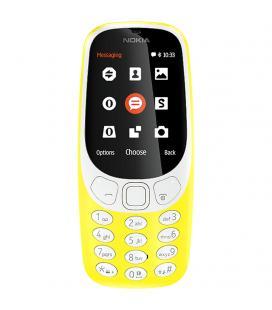 TELÉFONO NOKIA 3310 YELLOW -
