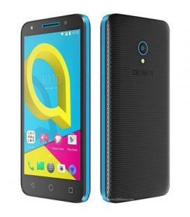 """Alcatel U5 3G 4047D 5"""" Q1.3Ghz 8GB Negro/Azul"""