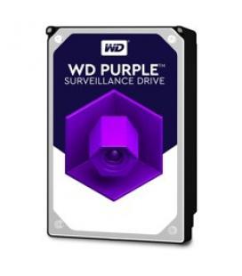 "Disco duro interno hdd wd western digital purple wd40purz 4tb 3.5"" sata3 intellipower 64mb - Imagen 1"