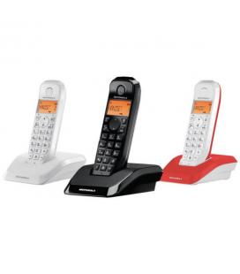 Telefono Inalambrico DECT Motorola S1203 Trio
