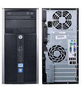 HP 6200 PRO MT I5-2400 / 4GB / 500GB/ DVD / LECTOR TARJETAS / W7P - Reacondicionado