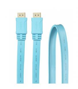 CABLE HDMI 3GO CHDMIB CELESTE