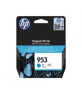 HP 953 Cartucho Cyan F6U12AE Officejet 8710