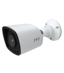 Cámara Tubular TVT 4en1 4Mpx IR20m Lente fija 3,6mm