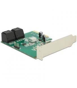 DELOCK Tajeta PCI Express Card > 4 x SATA 6 Gb/s - Imagen 1