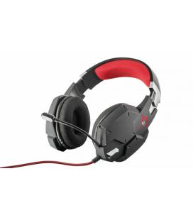 TRUST AURICULARES + MIC GAMING GXT 322 CARUS