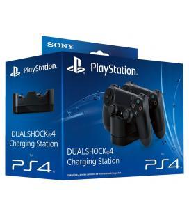 SOPORTE DE CARGA DUALSHOCK SONY PS4 - Imagen 1