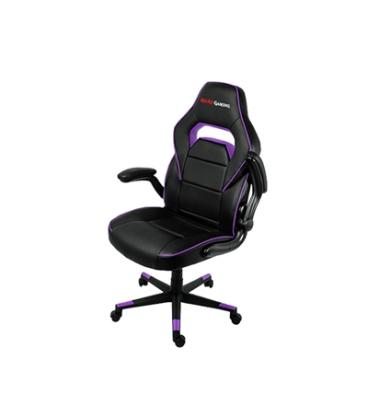 Tacens masrs gaming silla mgc117bp negra p rpura for Rebajas sillas gaming
