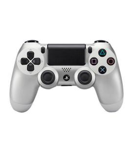 GAMEPAD ORIGINAL PS4 DUALSHOCK PLATEADO V.2