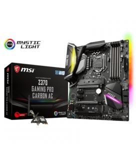 MSI Placa Base Z370 GAMING PRO CARBON ATX LGA1151