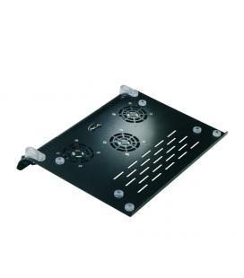 Soporte refrigerador para portatil ngs slim stand - metalico - 3 ventiladores - conexion usb 2.0