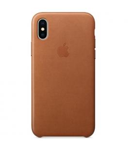 FUNDA IPHONE X LEATHER CASE