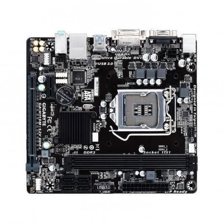 PLACA BASE GIGABYTE GA-H110M-S2V DDR4- - Imagen 1