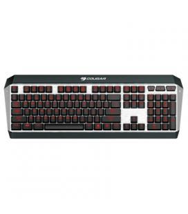 Cougar Teclado Attack X3 RGB Gaming Cherry MX Red - Imagen 1