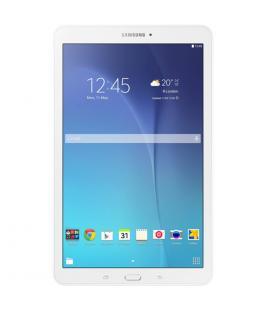"""Tablet samsung galaxy tab e 9.6"""" blanco / 8gb rom / 1.5gb ram / quad core / 5mpx"""