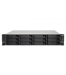QNAP BUSINESS HE TS-1253BU-RP-4G NAS Bastidor (2U) Ethernet