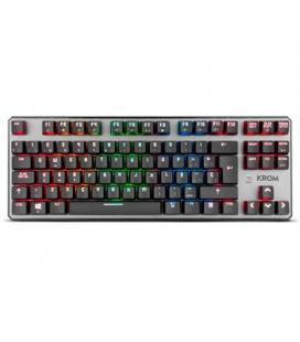 Krom Teclado mecánico RGB Krom KERNEL TKL (ten-key - Imagen 1