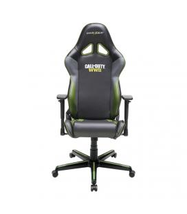 SILLA DXRACER R-SERIES OH/RZ52/NGE CALL OF DUTY WWII - INCLUYE 2 ALMOHADILLAS