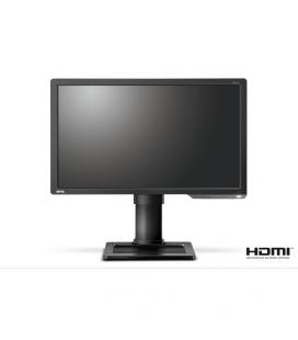 "MONITOR BENQ ZOWIE XL2411P (9H.LGPLB.QBE)  24""/LED PANORAMICO/FULLHD 1020X1080/1MS/350CD/DVI/HDMI/VE - Imagen 1"